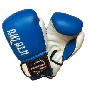 FG bokshandschoenen Competition blue
