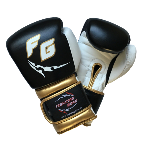 FG Gloves platinum gold