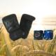 Bokszak handschoenen black matte