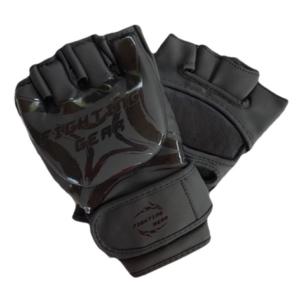 FG MMA gloves Black Matte